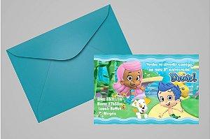 Convite 10x15 Bubble Guppies 003