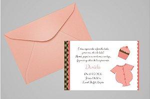 Convite 10x15 Chá de Bebê 002