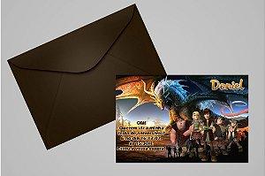 Convite 10x15 Como Treinar o Seu Dragão 003