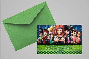 Convite 10x15 Fadas Disney 020