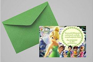 Convite 10x15 Fadas Disney 021