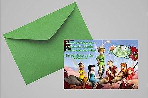 Convite 10x15 Fadas Disney 023
