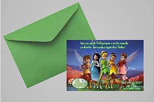 Convite 10x15 Fadas Disney 024