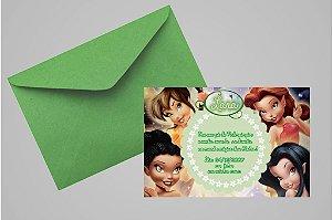 Convite 10x15 Fadas Disney 030