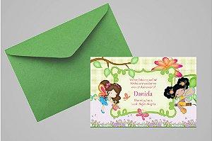 Convite 10x15 Jardim Encantado 006