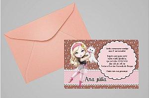 Convite 10x15 Jolie da Tilibra 002