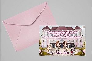 Convite 10x15 Jolie da Tilibra 008