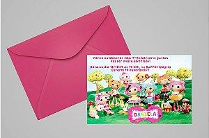Convite 10x15 Lalaloopsy 006