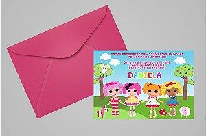 Convite 10x15 Lalaloopsy 009