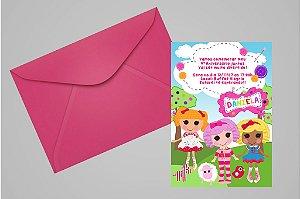 Convite 10x15 Lalaloopsy 010
