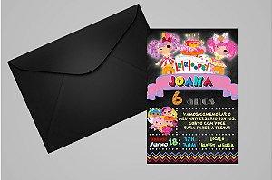 Convite 10x15 Lalaloopsy 014