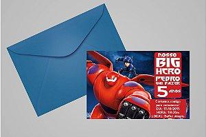 Convite 10x15 Operação Big Hero 001