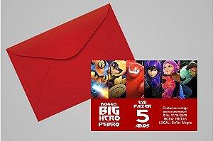 Convite 10x15 Operação Big Hero 002