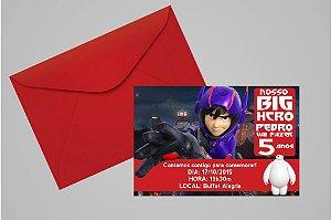 Convite 10x15 Operação Big Hero 003