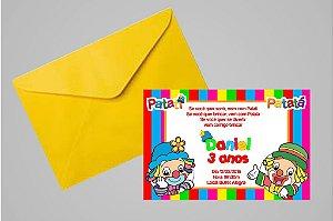 Convite 10x15 Patati Patata 002