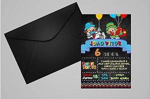 Convite 10x15 Patati Patata 009