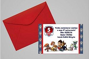 Convite 10x15 Patrulha Canina 002