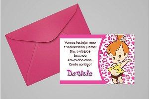 Convite 10x15 Pedrita 001