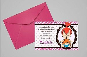 Convite 10x15 Pedrita 002