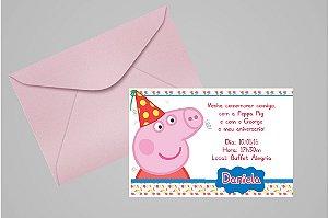 Convite 10x15 Peppa Pig 002