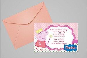 Convite 10x15 Peppa Pig 004