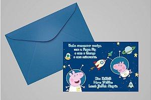 Convite 10x15 Peppa Pig 006