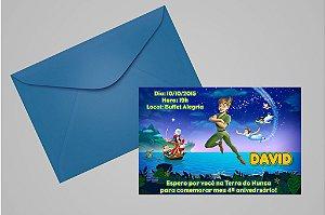 Convite 10x15 Peter Pan 005