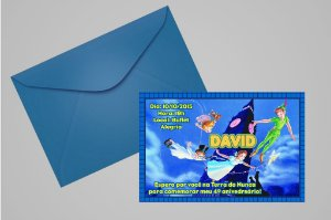 Convite 10x15 Peter Pan 006