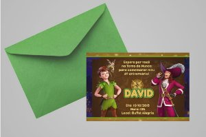 Convite 10x15 Peter Pan 008