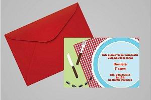 Convite 10x15 Picnic 004