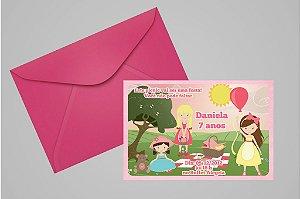 Convite 10x15 Picnic 006