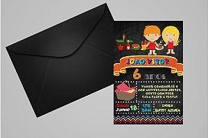 Convite 10x15 Picnic 008