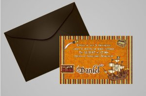 Convite 10x15 Piratas 009
