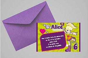 Convite 10x15 Polly 006