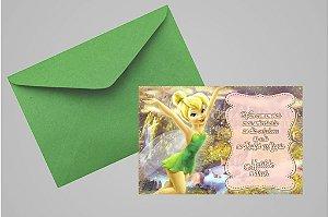 Convite 10x15 Sininho 022