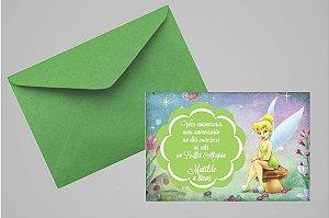 Convite 10x15 Sininho 003