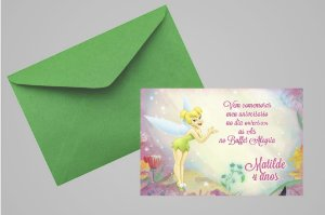 Convite 10x15 Sininho 004