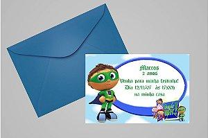 Convite 10x15 Super Why 004