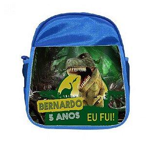 Arte para mochila personalizada Dinossauro