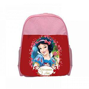 Arte para mochila personalizada Branca de Neve