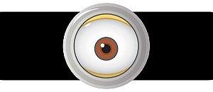 Adesivo olho Minions 002