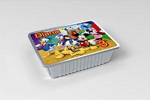 Marmitinha  personalizada A Casa do Mickey Mouse