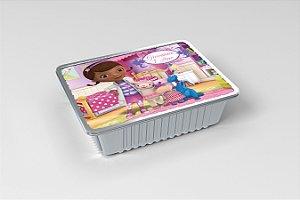Marmitinha  personalizada Doutora Brinquedos