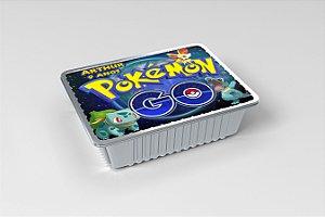 Marmitinha  personalizada Pokémon GO