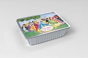 Marmitinha  personalizada Princesas Disney