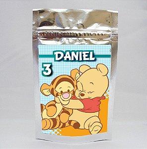Saco Metalizado Baby Pooh