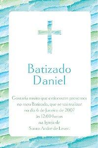 Convite digital personalizado Batizado 023