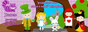 Convite personalizado para evento no facebook Alice no país das maravilhas 002