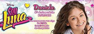 Convite personalizado para evento no facebook Soy Luna