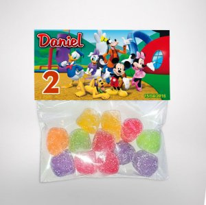 Solapa ou lapela personalizada A Casa do Mickey Mouse